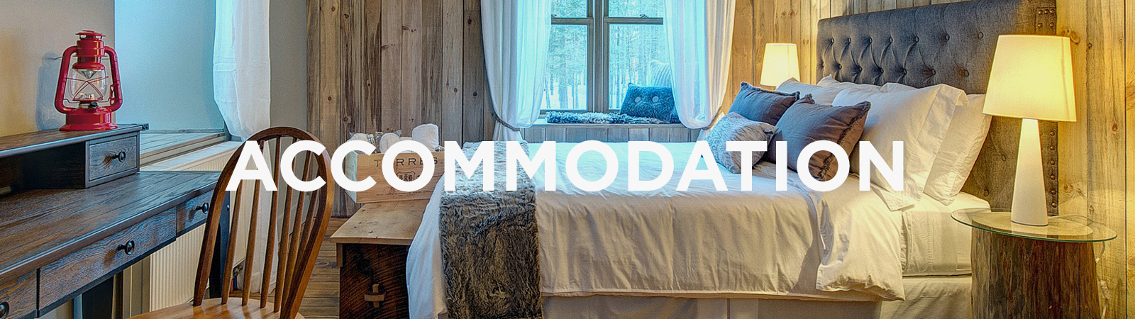 Accommodation © Auberge Le Cosy Mont-Tremblant